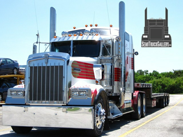 Pictures Of Kenworth Trucks At Semitruckgallery Com